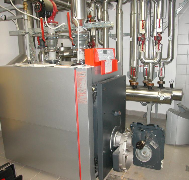 Kurilne naprave na kurilno olje in plin, električne peči
